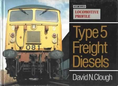 Locomotive Profile Type 5 Freight Diesels