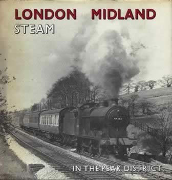 London Midland Steam In The Peak District