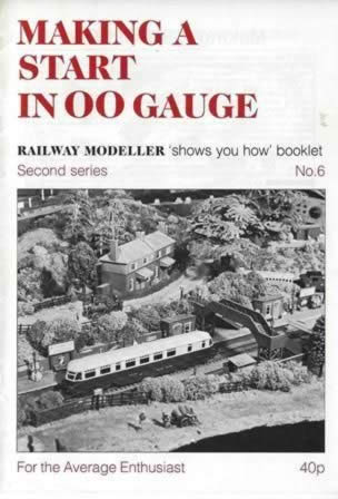 Peco: Booklet: Making A Start In OO Gauge, For The Average Enthusiast