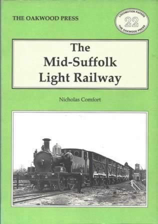 The Mid-Suffolk Light Railway - LP22