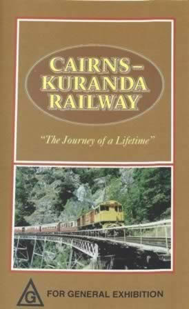 Ross Rail Video - Cairns - Kuranda Railway