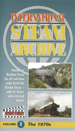 International Steam Archive - Vol 1 The 1970s