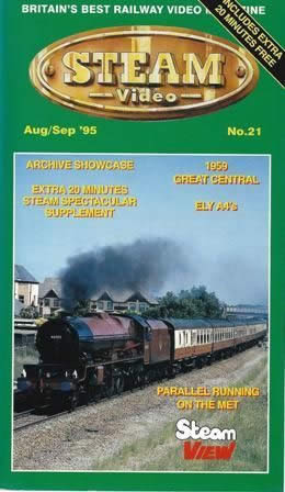 Steam Video Issue 21 - Aug/Sept 95