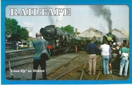 Railtape Monthly No 1 Sept 94