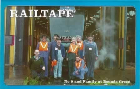 Railtape Monthly No 5 Jan 95