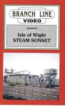 Branch Line Video: Isle Of Wight Steam Sunset