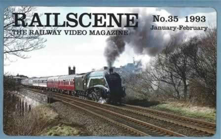 Railscene Videos No 35: Jan/Feb 1993