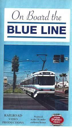On Board The Blue Line