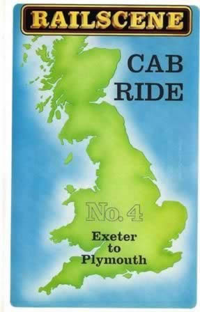 Railscene Cab Ride: No 4 - Exeter To Plymouth