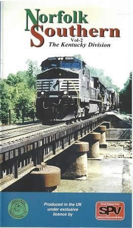 Norfolk Southern Volume 2 - Kentucky Division