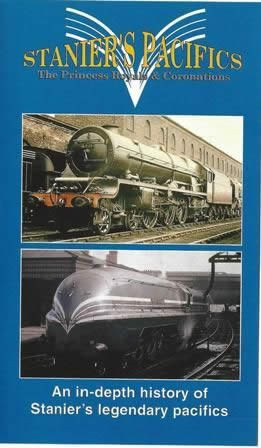 Stanier Pacifics: An in-depth history of Stanier's Legendary Pacifics