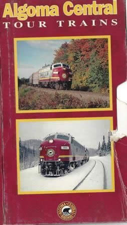 Algoma Central Tour Trains
