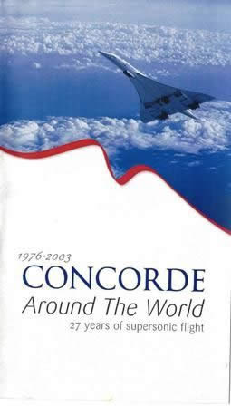 Concorde; Around The World: 1976-2003, 27 years of supersonic flight