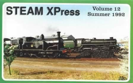 Steam Xpress - Vol 12 Summer 1992