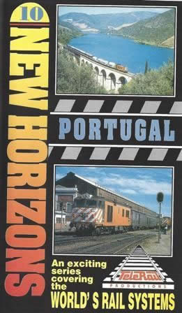 New Horizons - Railways Across The World - Vol 10 Portugal