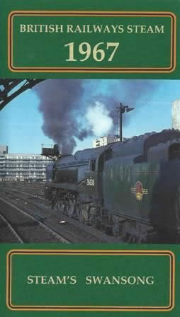 Oakwood Video Vol 1 - British Railways 1967 Steams