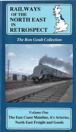 Oakwood Video Vol 4 - Railways Of The North East In Retrospect
