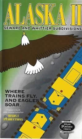Alaska - Where Trains Fly & Eagles Soar