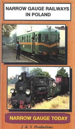 Narrow Gauge Railways - Poland