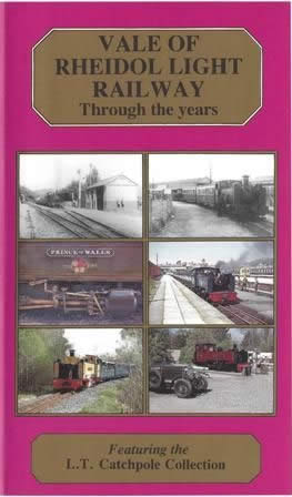 Oakwood Video Vol 10 - Vale Of Rheidol Light Railway