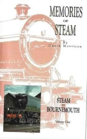 Oakwood Video Memories Of Steam - Vol 1 Steam To Bournemouth