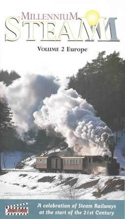 Millenium Steam - Vol 2 Europe