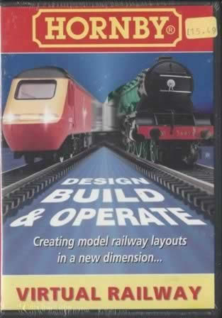 Hornby Virtual Railway - Design, Build-Operate