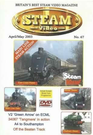 Steam Video No. 67- April/May 2003