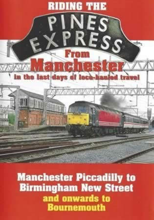 Pines Express From Manchester - Manchester Piccadilly - Birm