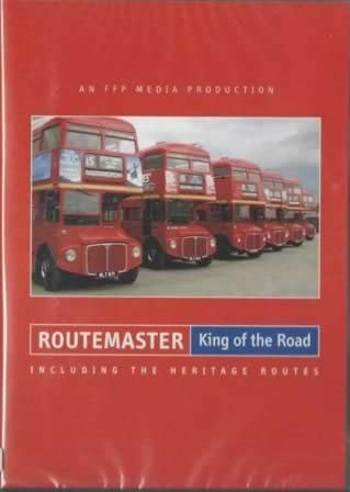 Routemaster King Of The Road - Incl The Heritage Routes