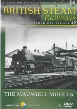 DVD British Steam Railways; The Maunsell Moguls