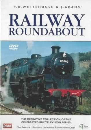 Railway Roundabout - Boxed 8 DVD set - the Definitive Collection of the Celebrated BBC Television Series.