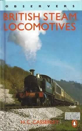 Observers: British Steam Locomotives