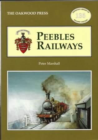 Peebles Railways - OL135
