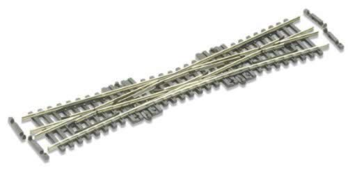 Peco: N Gauge: Electrofrog Turnout/Cross Code 55 Single Slip