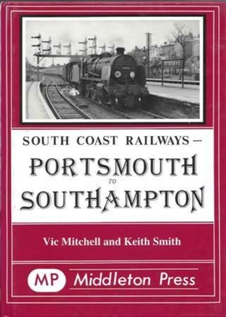 South Coast Railways - Portsmouth To Southampton