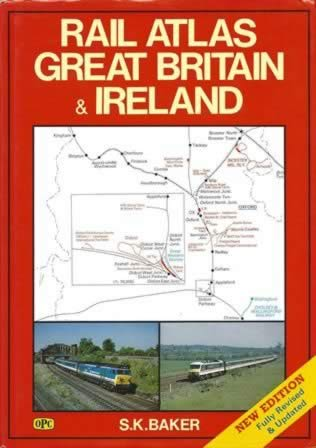 Rail Atlas Great Britain & Ireland