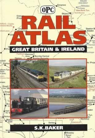 OPC Rail Atlas Great Britian & Ireland