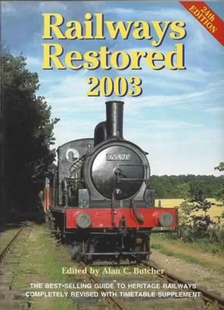 Railways Restored 2003