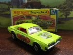Lesney Matchbox: Superfast: Rat Rod Dragster