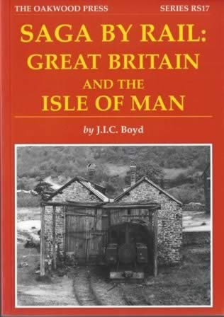 Saga By Rail: Great Britain And The Isle Of Man - RS17