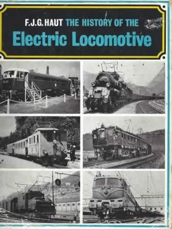 The History of the Electric Locomotive