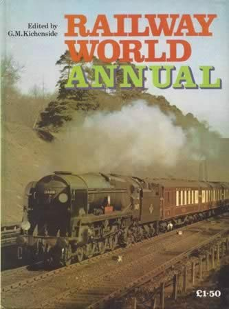 Railway World Annual 1972