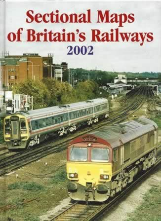 Sectorial Maps Of Britain's Railways 2002