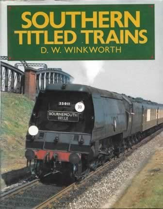 Southern Titled Trains