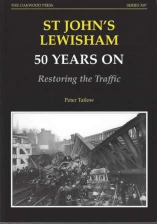 St John's Lewisham, 50 Years On: Restoring The Traffic - X87