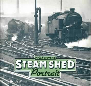Steam Shed Portrait