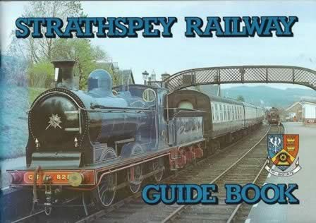 Strathspey Railway Guide Book