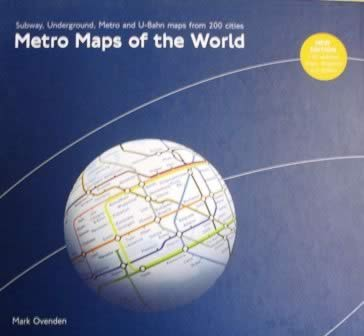 Subway, Underground & U-Bahn Metro Maps Of The World