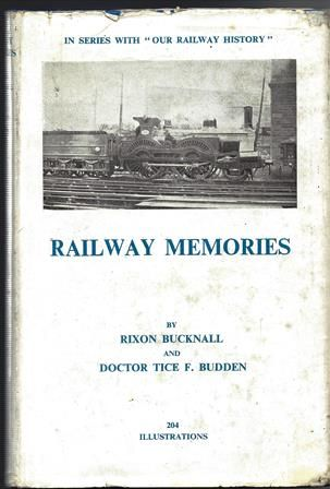 Railway Memories - 204 Photographs By Doctor Budden